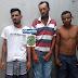 Polícia civil cumpre mandando de prisão e prende três envolvidos em estupro de idoso durante assalto em Tobias Barreto