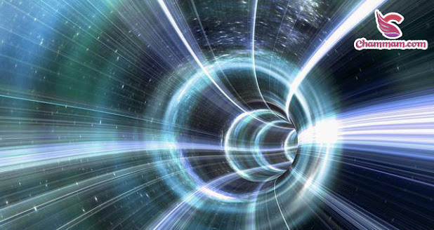 السفر عبر الزمن ثقب الأسود موقع شمام
