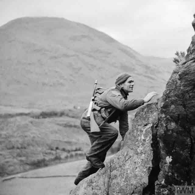 Commando training in Scotland on 19 November 1941 worldwartwo.filminspector.com