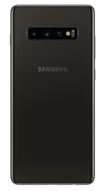 Samsung Galaxy S10+ Ceramic black