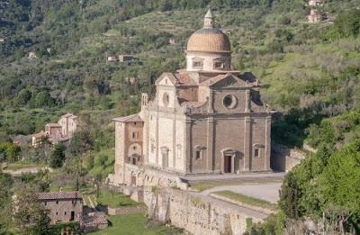 Itinerario 2 giorni tra Toscana e Umbria : Cortona - Arezzo