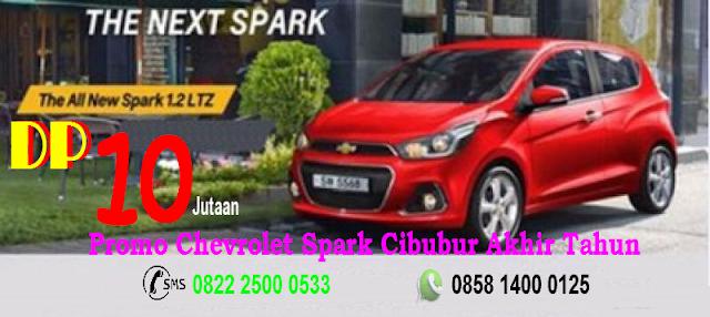 Promo Chevrolet Spark Cibubur Akhir Tahun