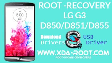 LG G3 D850 USB Driver