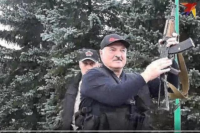 Крепкий орешек 6.0 или как А. Лукашенко стал мемом соцсетей