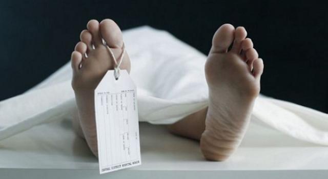 Gambar Orang Mati