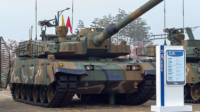K2 Black Panther (South Korea)