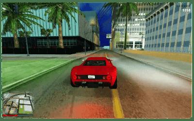 NEON mod for GTA San Andreas - GTAall.com