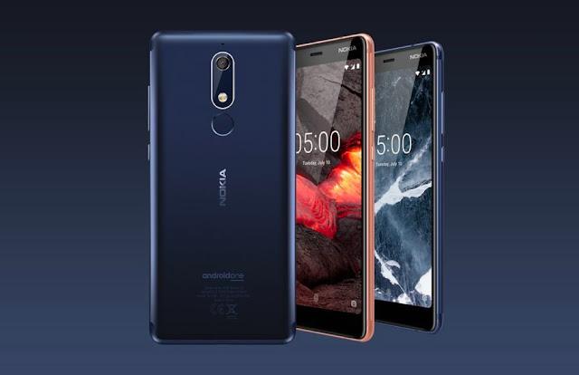 Spesifikasi dan Harga Nokia X5