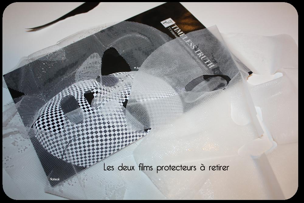 le masque bio cellulose anti-âge