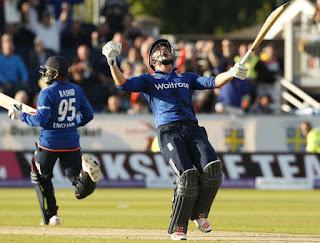Jonny Bairstow 83* - England vs New Zealand 5th ODI 2015 Highlights