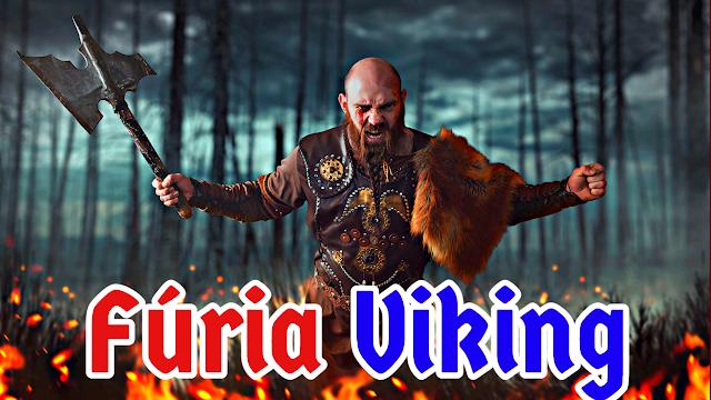 Esse foi o guerreiro viking mais brutal e imbatível de todos os tempos!