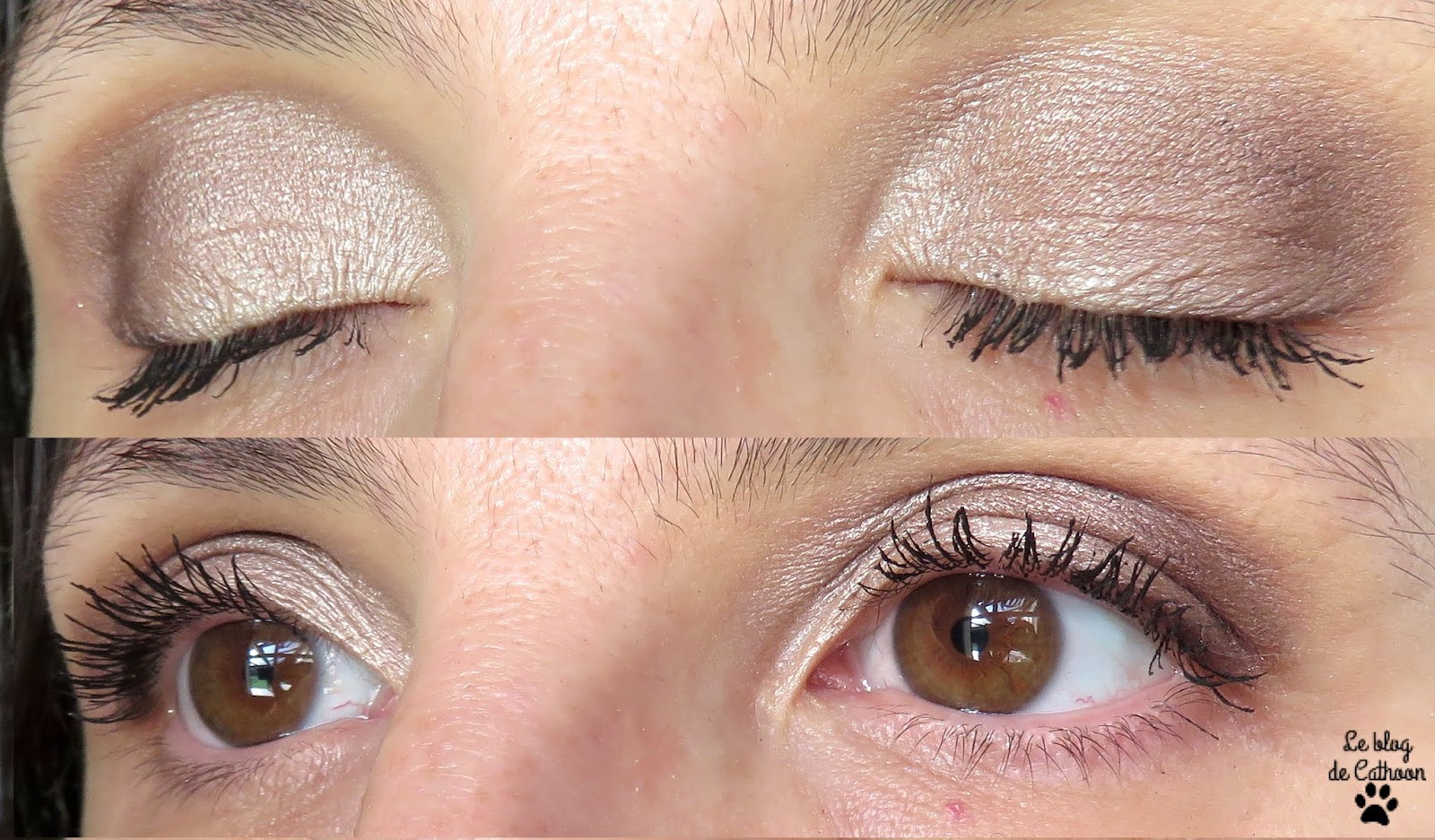 tutoriel Maquillage facile pour Noël