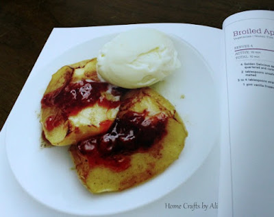 Best Light Recipes Food Network Book Review apples picture jam dessert