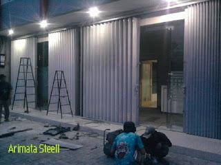 harga folding gate daerah Pondok Ungu