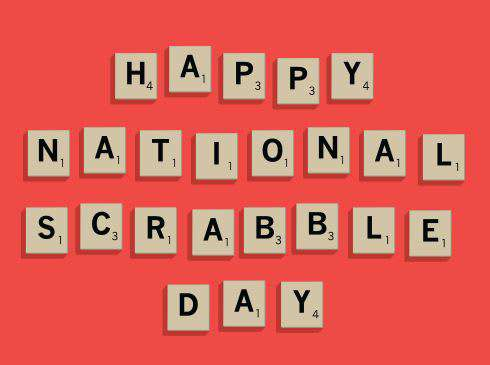 National Scrabble Day Wishes Sweet Images