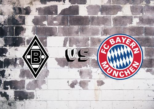 Borussia M'gladbach vs Bayern München  Resumen y Partido Completo