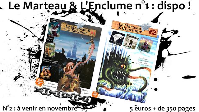 Magazine  Le Marteau & L'Enclume