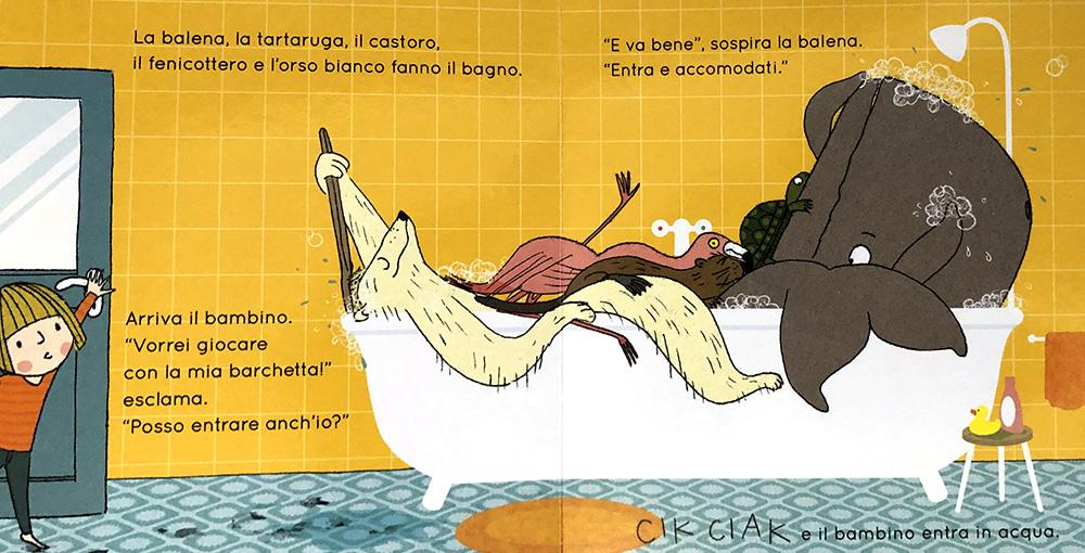 Balena, vengo anch'io!