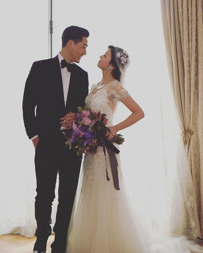 Vic Chou's Wife Shares Wedding Photos For The First Time