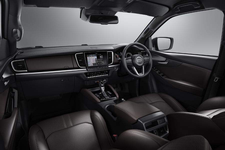 2021 mazda bt-50 pick-up revealed