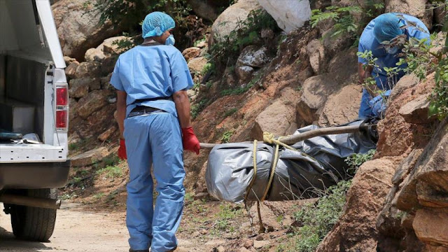 Unos 600 restos humanos fueron hallados en Coauhila, México