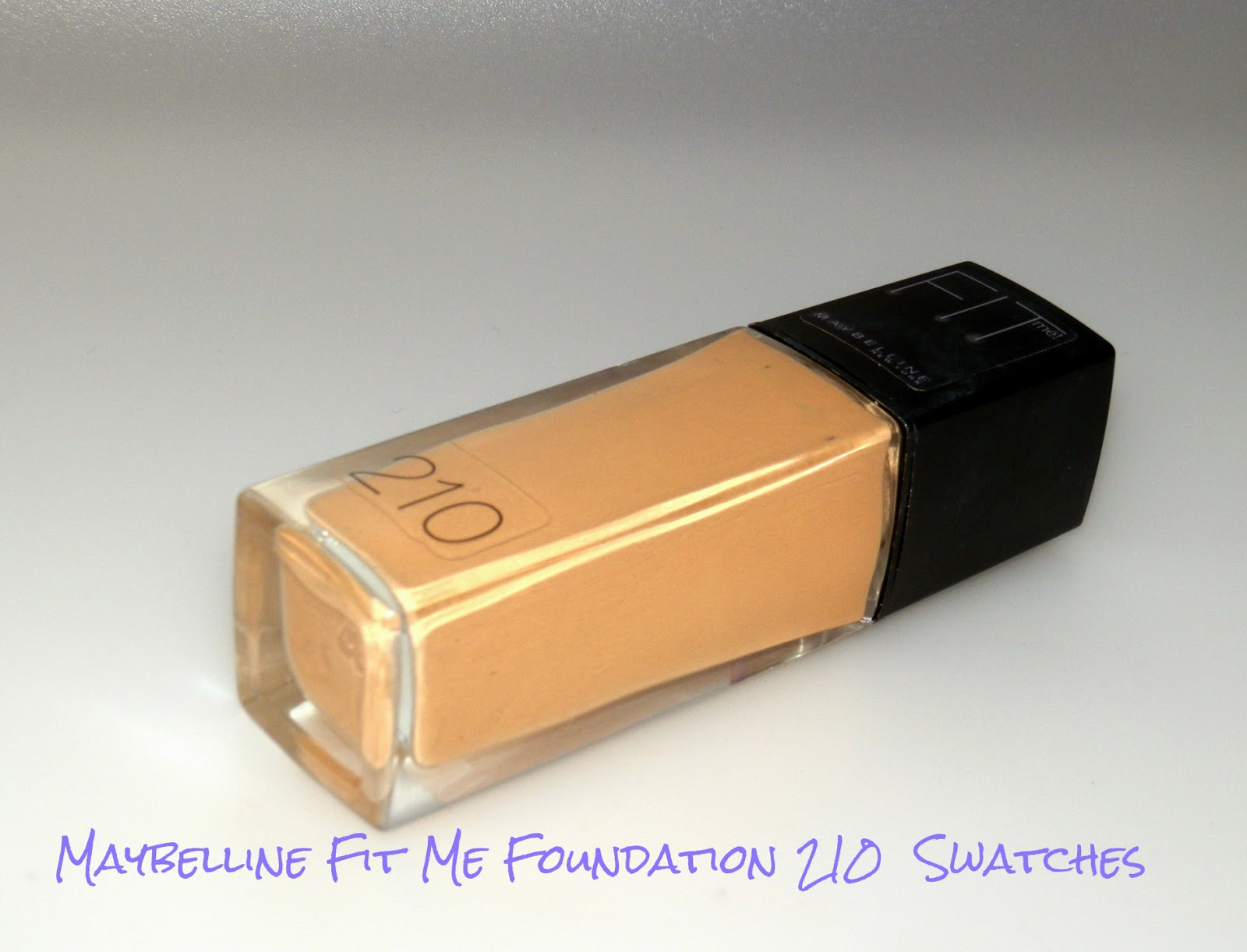 Maybelline Fit Me Foundation 210 Reviews