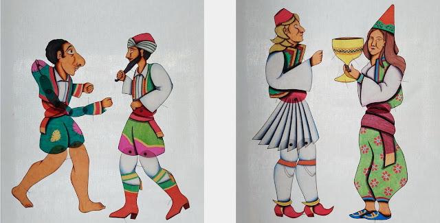 """""""Ο Καραγκιόζης και το χρυσό δισκοπότηρο"""" σε Αλεξανδρούπολη, Ορεστιάδα και Φέρες"""