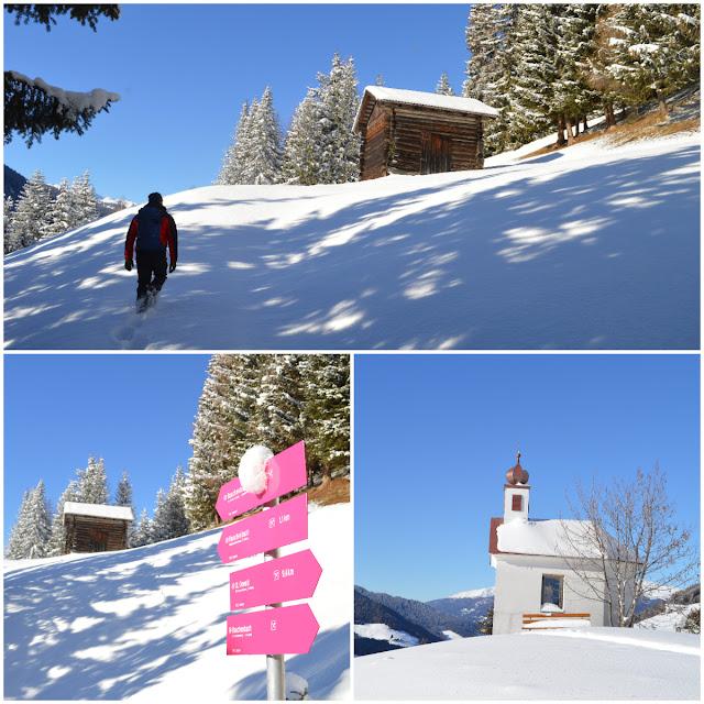 val pusteria vacanza inverno neve sci