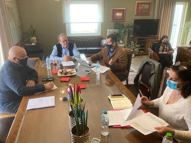 Συσκέψεις του Π. Νίκα σήμερα στην Αργολίδα - Ποια θέματα συζητήθηκαν