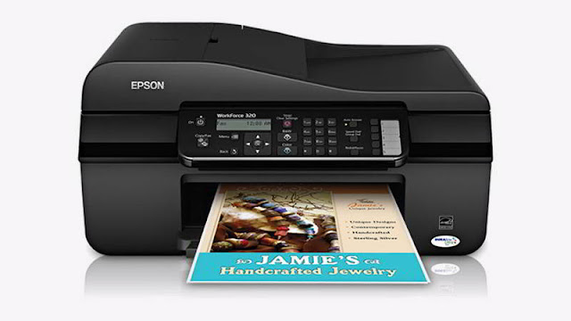 epson workforce 320 driver