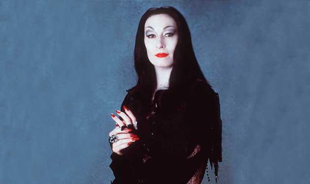 Mortícia Addams (Angélica Houston) figurino e história