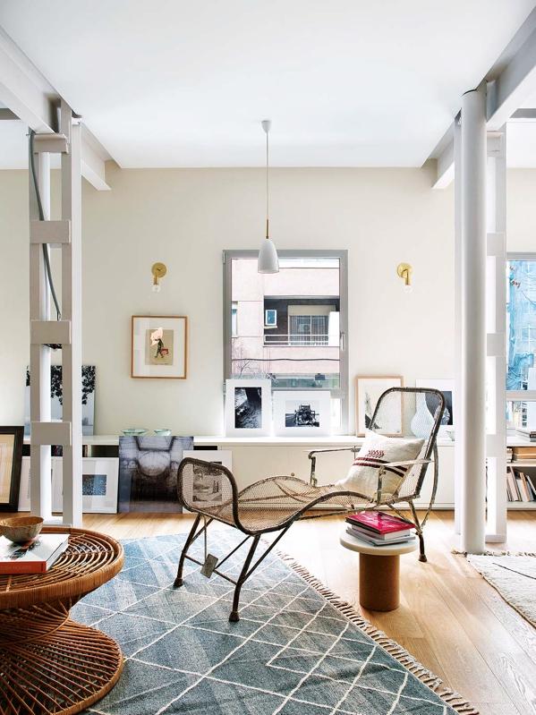 antiguas oficinas reconvertidas en vivienda chicanddeco