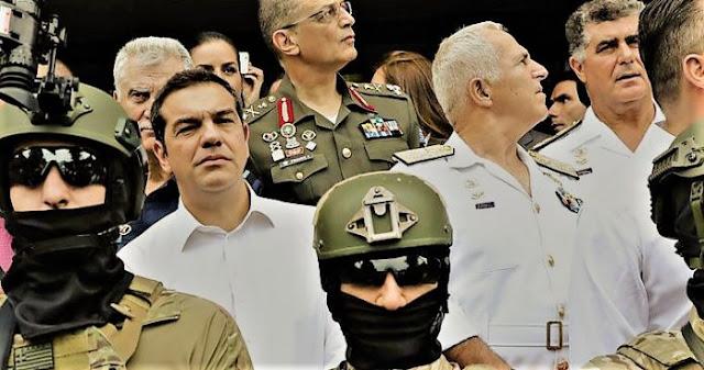 Τα εθνικά θέματα στην προεκλογική ατζέντα βάζει ο Τσίπρας