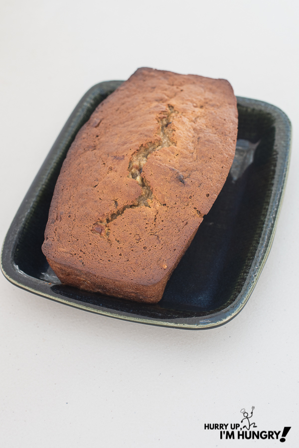 Banana bread recipe with oil instead of butter