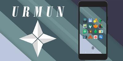 Urmun Icon Pack APK