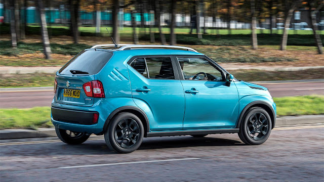 The new Suzuki IGNIS