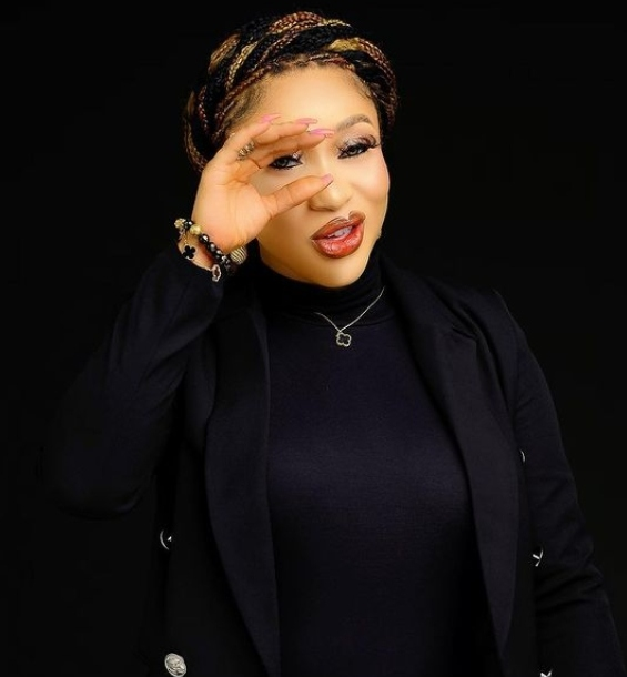 Tonto Dikeh Becomes the United Nations Noble Ambassador