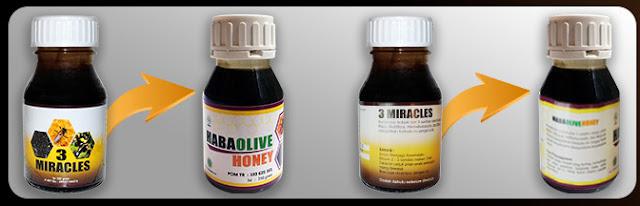HabaOlive Honey HWI