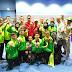 Tim Beregu Putri MUBA Bawa Pulang Emas di Cabor Tenis Meja