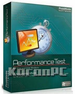 Passmark PerformanceTest 8.0 Build 1045
