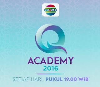 10 Besar Q Academy Indosiar 2016