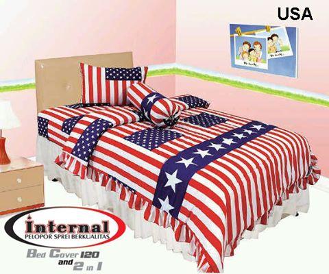 distributor sprei dan bed cover murah, grosir sprei online surabaya