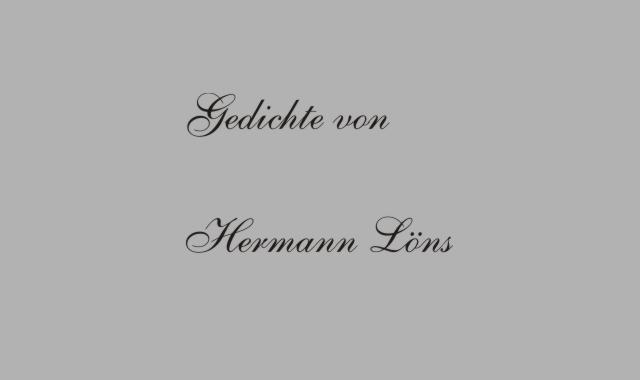 Gedichte Und Zitate Fur Alle Gedichte Von H Lons Der Marchenwald