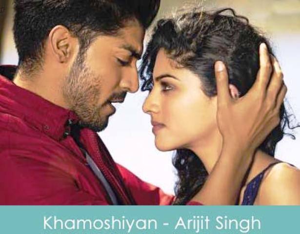 Khamoshiyan Lyrics | Arijit Singh