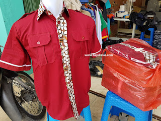 Desain baju karang taruna