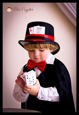 diy costume magician disfraz mago