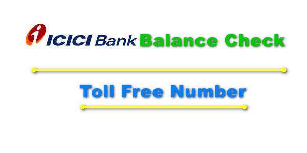 Mobile Se ICICI Bank Balance Check Kare