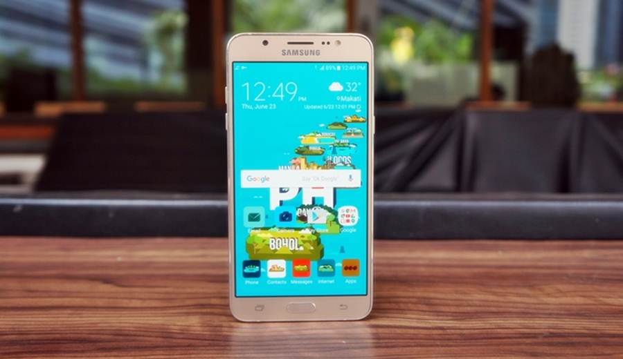 Nougat firmware for the Galaxy J7 2016 SM-J710F THR Iran