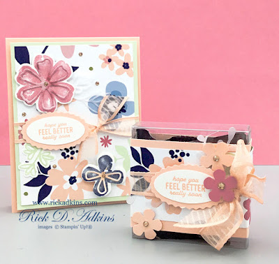 Join us for this months OSAT Blog Hop where we are saying hello to new products from the January-June Mini and Sale-A-Bration 2021.  Click here!