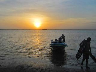 Kitesurf Kalpitiya Lagoon